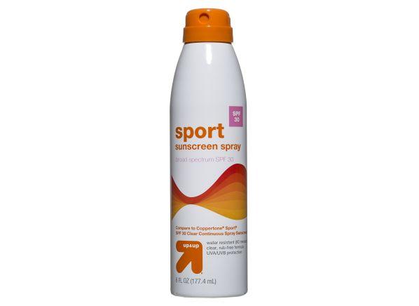 Up & Up (Target) Sport Spray SPF 30