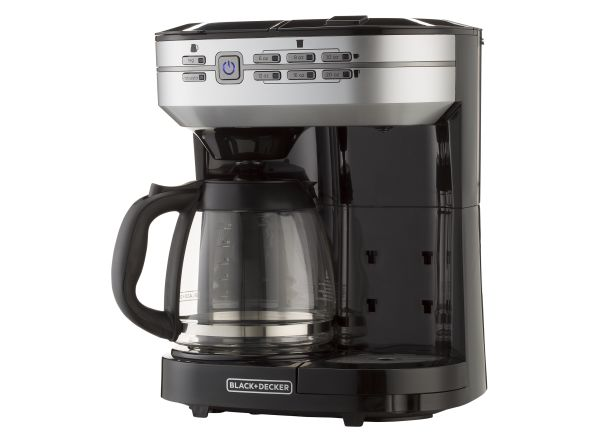 Black And Decker Cafe Select Dual Brew Coffee Maker