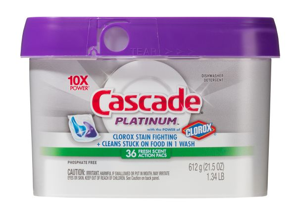 Cascade Platinum ActionPacs with...