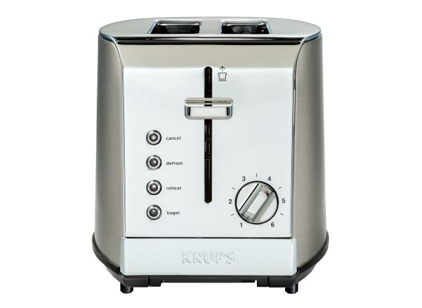 Krups 2 Slice Stainless Steel Kh732d50 Toaster Prices