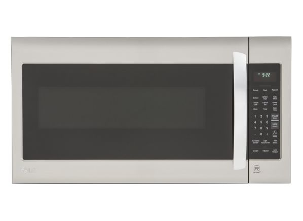 Cr S Take The Lg Lmv2031st Is A Good Choice If You Use Your Microwave To Cook And Not Just For Reheating Defrosting It Fits 9x15 Inch Baking Dish