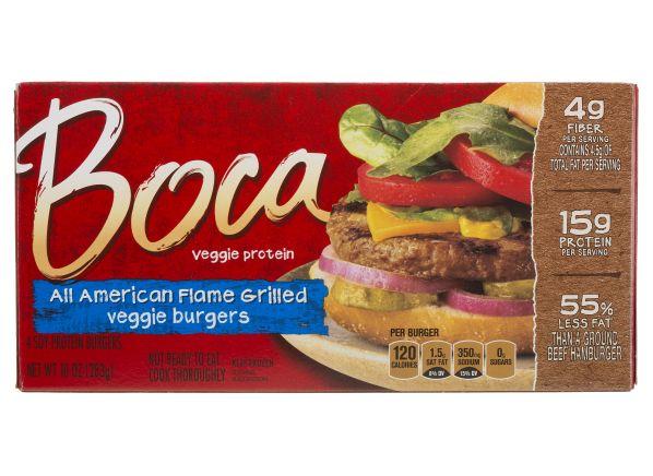 Image result for boca burgers