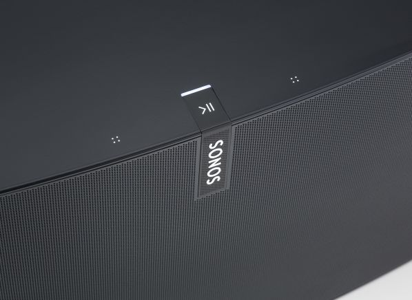 how to connect to sonos play 5 bluetooth