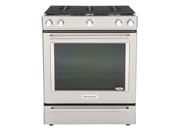 KitchenAid KSGG700ESS Range