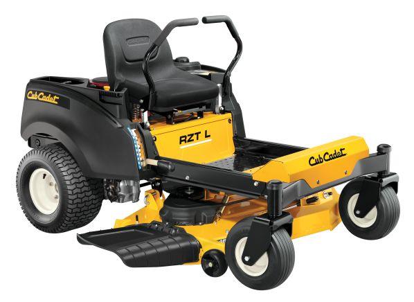 Cub Cadet RZT L 46 H Lawn Mower & Tractor - Consumer Reports