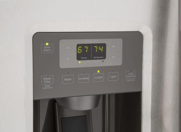 Ge Gzs22dsjss Refrigerator Consumer Reports