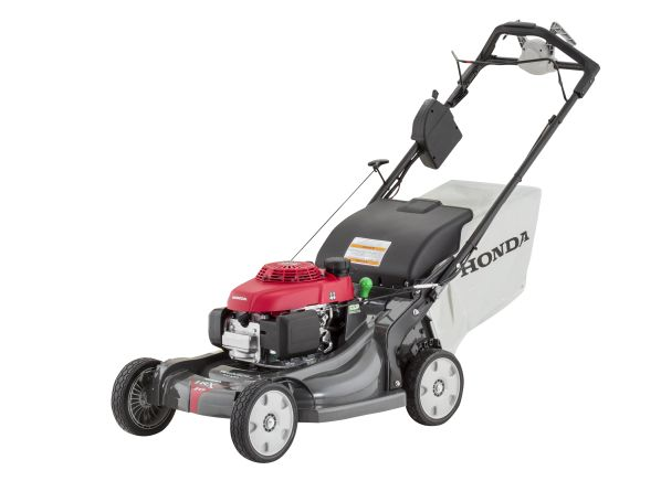 propelled electric start inch lawn honda mower self