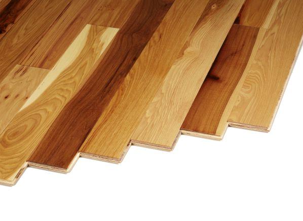 Lumber liquidators bellawood natural hickory 10034423 for Bellawood flooring reviews