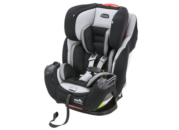 Evenflo Symphony (With SureLATCH) Car Seat - Consumer Reports