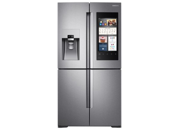 Best Refrigerator Features For Entertaining At Home Consumer Reports.  Excellent Samsung Refrigerator French Door ...