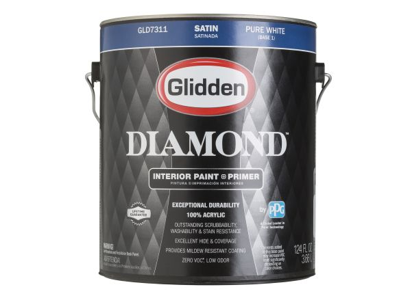 Glidden Diamond Home Depot Paint Consumer Reports
