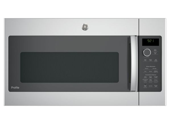 Ge Profile Pvm9215skss Microwave Oven Consumer Reports