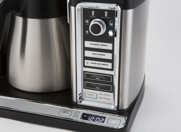 Consumer Reports Ninja Coffee Bar System Cf097