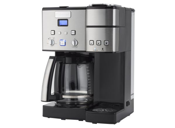 Consumer Reports Cuisinart Coffee Center Ss 15