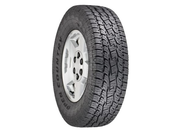 Toyo Open Country A/T II Tire - Consumer Reports