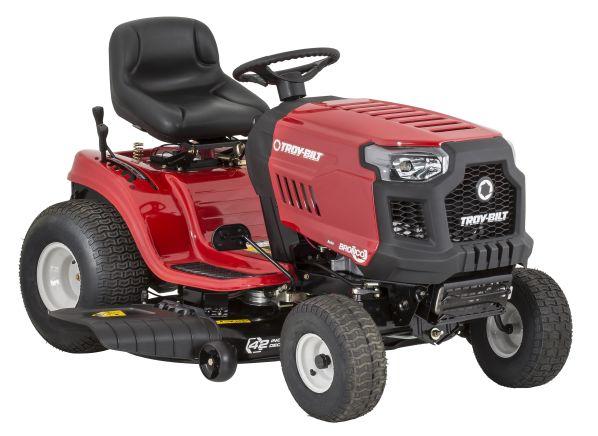 Troy Bilt Bronco Item 806306 Lowe S Riding Lawn Mower Tractor