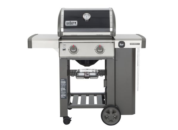 weber rolls out new genesis ii gas grills consumer reports. Black Bedroom Furniture Sets. Home Design Ideas