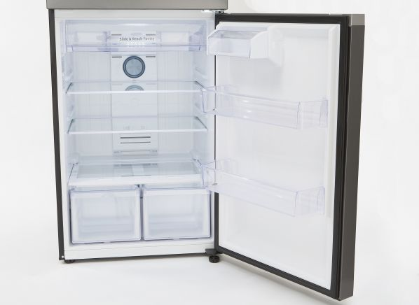 Samsung Rt18m6215sg Refrigerator Reviews Consumer Reports