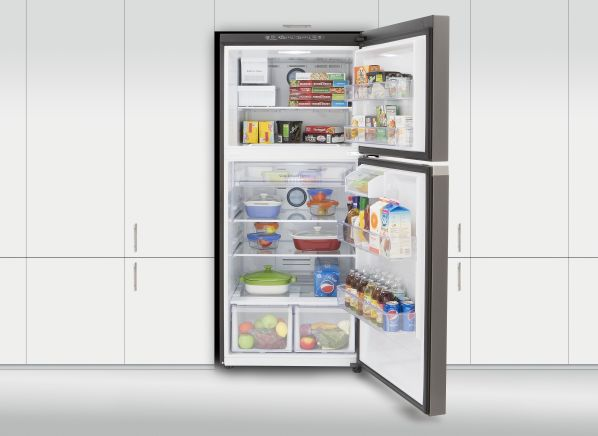 Samsung Rt18m6215sg Refrigerator Reviews Consumer Reports