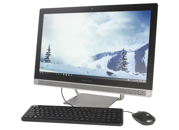 HP Pavilion 24-b217c Best All-In-One Desktop Computers for Every Budget - Consumer Reports