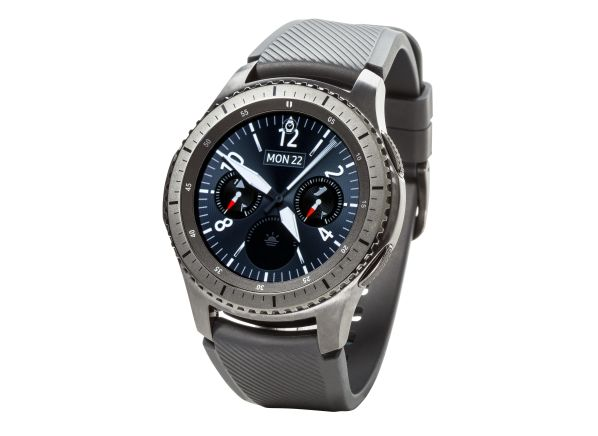 f9a5f4a2062 Samsung Gear S3 Frontier smartwatch - Consumer Reports