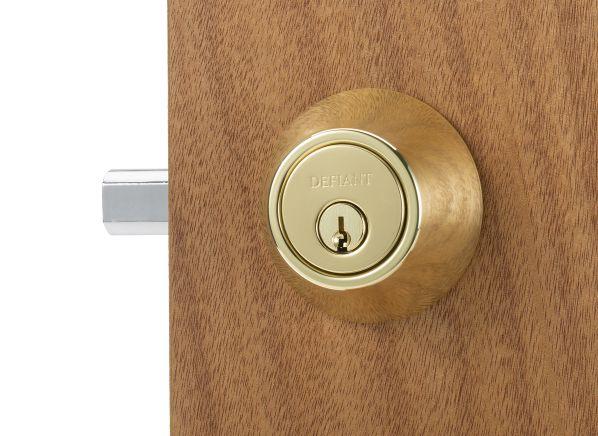 Defiant Single Cylinder Deadbolt Dl71 Door Lock Prices