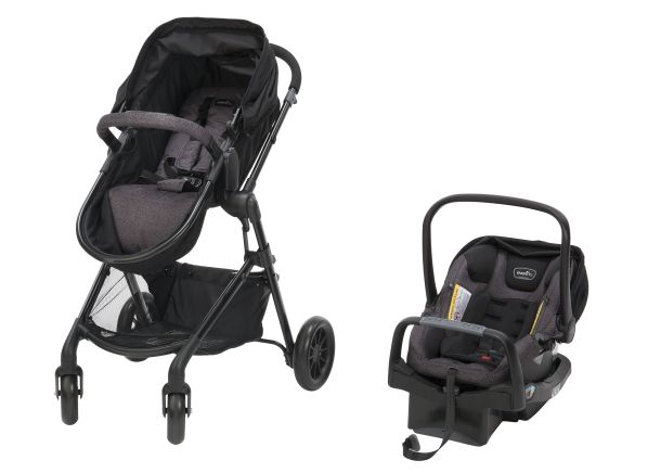 Evenflo Pivot Travel System Stroller - Consumer Reports
