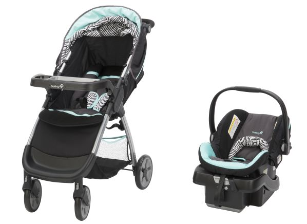 Safety St Amble Luxe With Onboard  Travel System