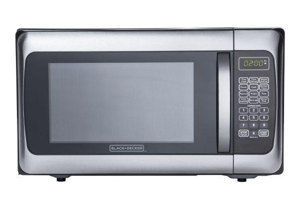Black Decker Em031mggx1 Microwave Oven