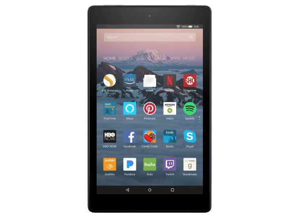 Amazon Fire HD 8 2017 (16GB)