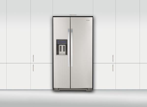 Whirlpool Wrs588fihz Refrigerator Reviews Consumer Reports
