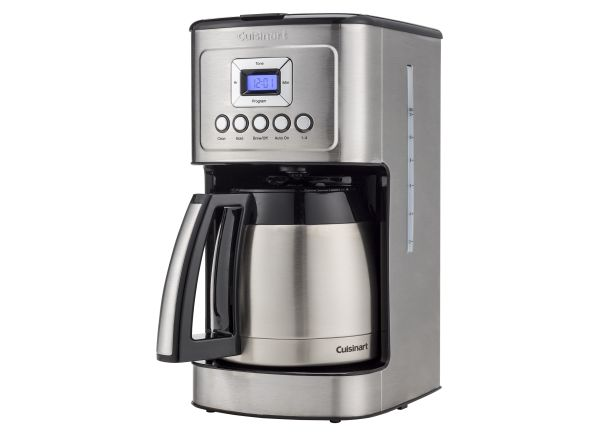 Consumer Reports Cuisinart Dcc3400 12 Cup Programmable