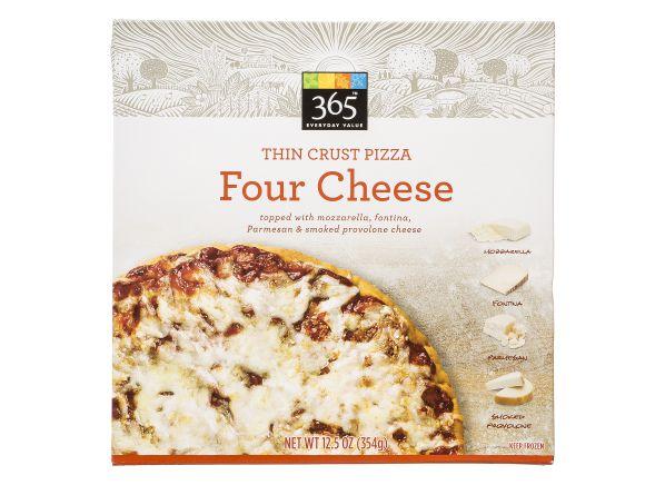 Whole Foods Frozen Pizza Nutrition