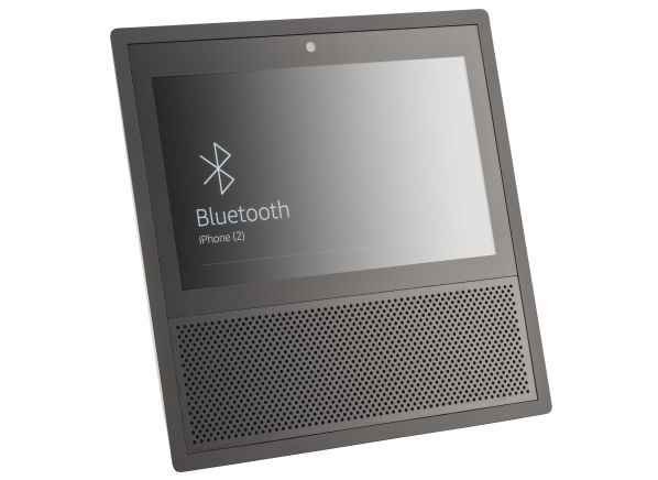 amazon echo show wireless bluetooth speaker consumer. Black Bedroom Furniture Sets. Home Design Ideas