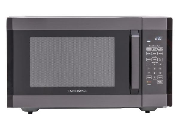 ca ft steel stainless watt ovens countertop microwave cu microwaves lg