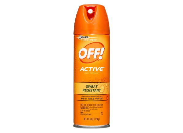 Off Active Insect Repellent I Insect Repellent Consumer