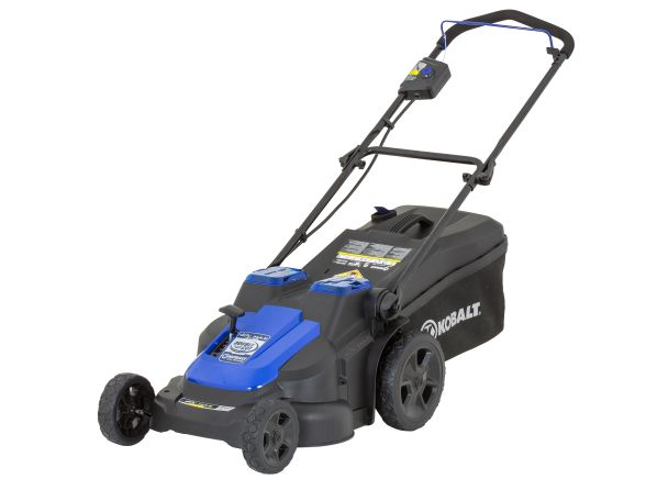 kobalt lowe 39 s kdb 4016 06 lawn mower tractor consumer reports. Black Bedroom Furniture Sets. Home Design Ideas