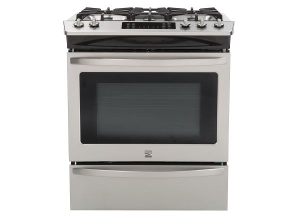 Kenmore 32673 Slide-in Range - Consumer Reports
