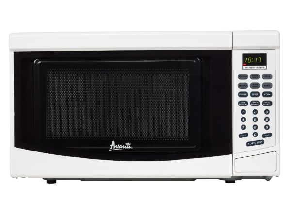 Cr S Take At 18 Inches Wide And 10 Tall The Avanti Mo7191tw Microwave Is A Real E Saver It Perfect For College Student