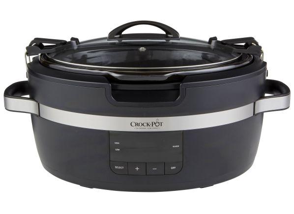 Crock-Pot Thermoshield SCCPCT600-B
