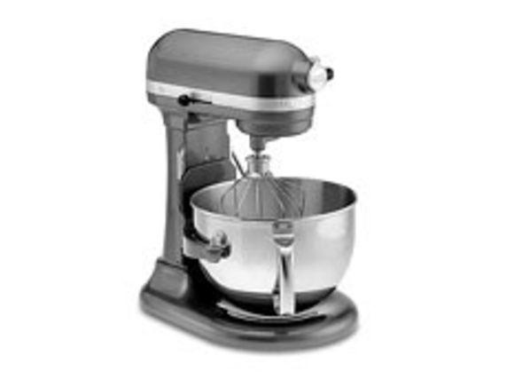 KitchenAid Professional 600 KP26M1X[DP] Mixer - Consumer Reports